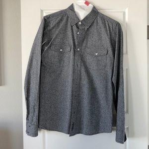 Ezekiel Long Sleeve Button Down Shirt